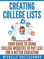 Creating College Lists Book